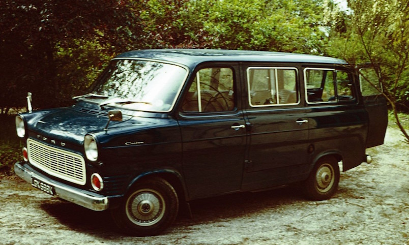 First Ford Transit