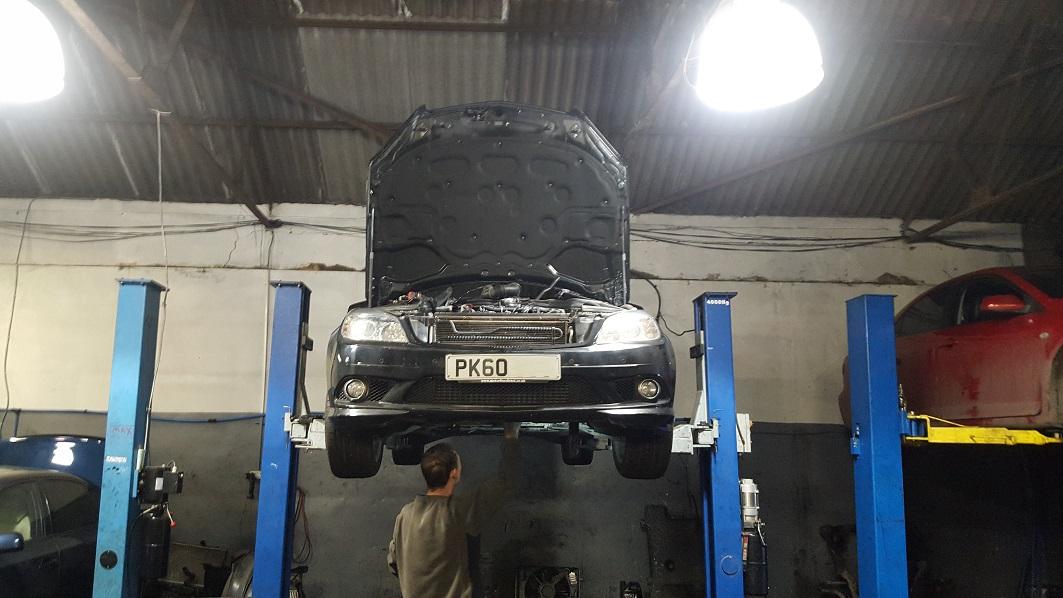 mercedes c250 2.2 diesel