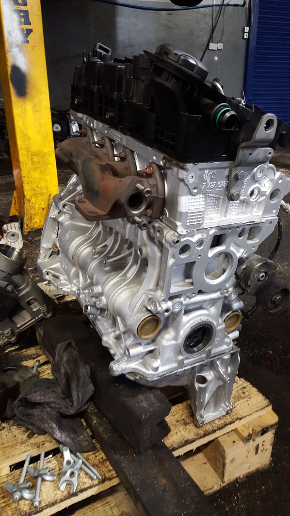 rebuild n47d20 engine
