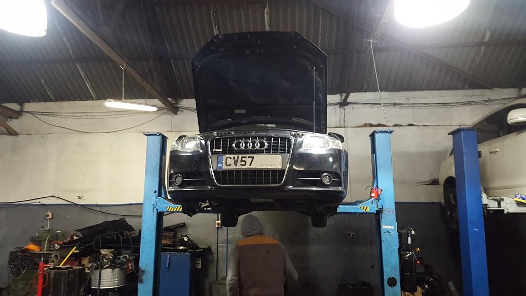 Audi A4 2.0 tdi bre