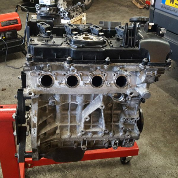 Bmw 3 Series 2 0 Petrol N43b20 2007 - 2012 Engine